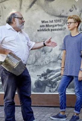 Preview image for LOM object Morgarten: Freiheitshelden oder hinterhältige Krieger?