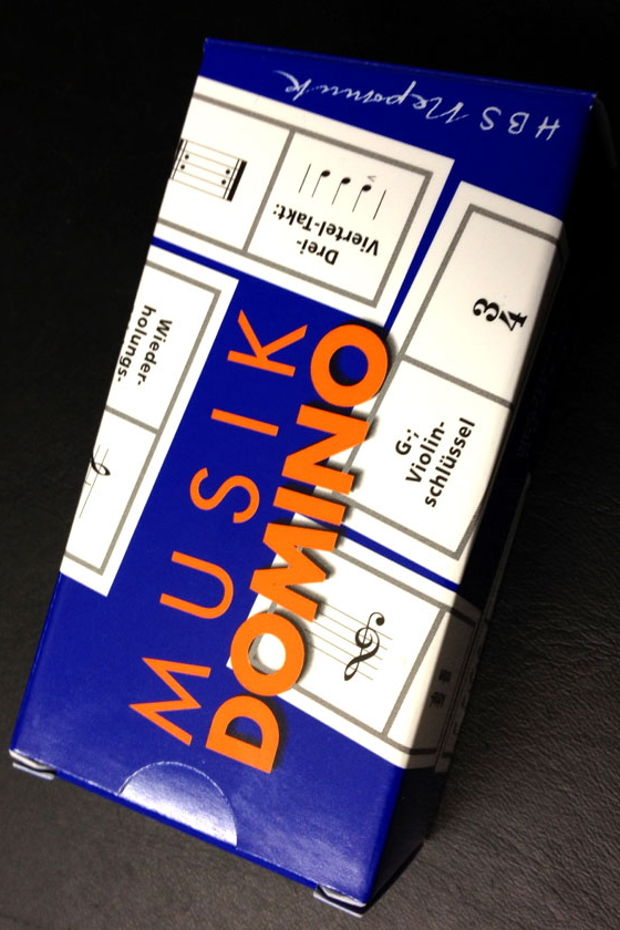 Preview image for LOM object Musik - Domino