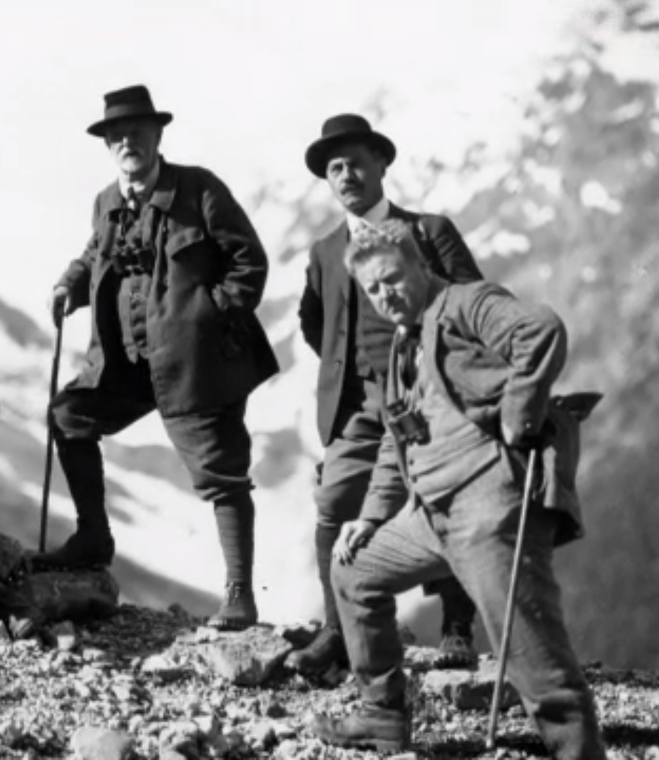 Preview image for LOM object 100 Jahre Schweizerischer Nationalpark: 100 Jahre Geschichte (4/6)