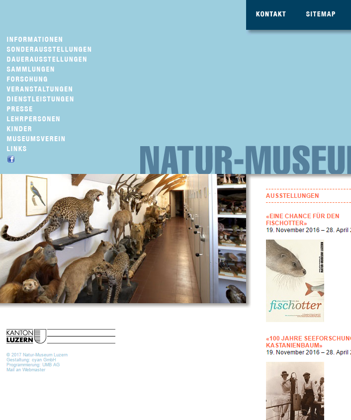 Preview image for LOM object Naturmuseum Luzern