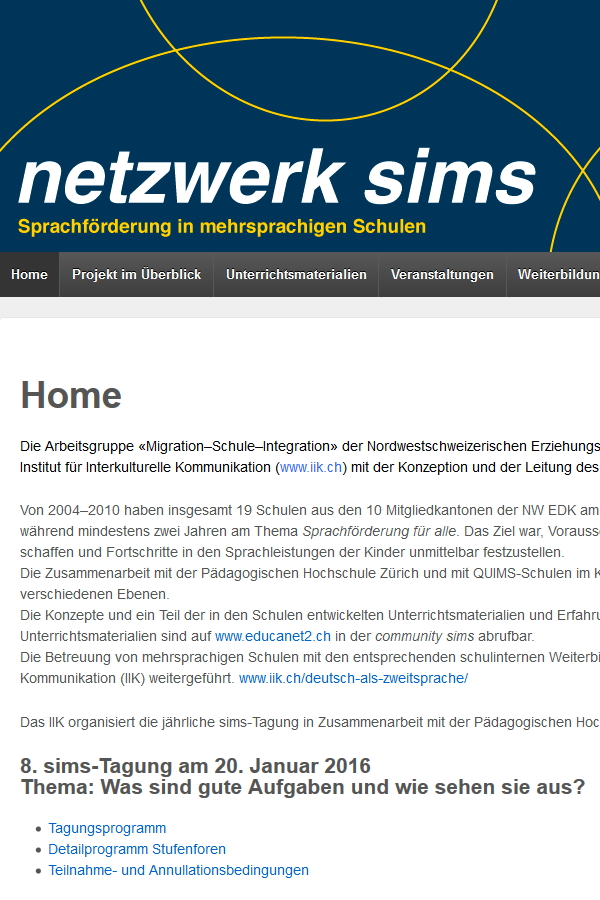 Preview image for LOM object Netzwerk sims