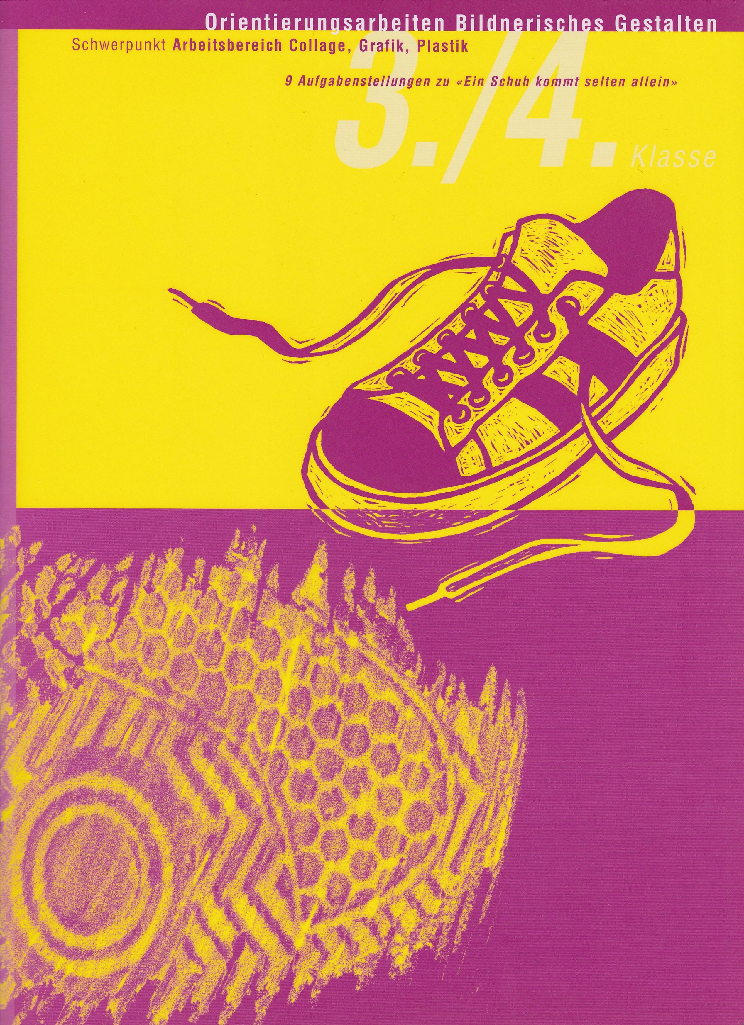 Preview image for LOM object Orientierungsarbeit Bildnerisches Gestalten 3/4: Ein Schuh kommt selten allein