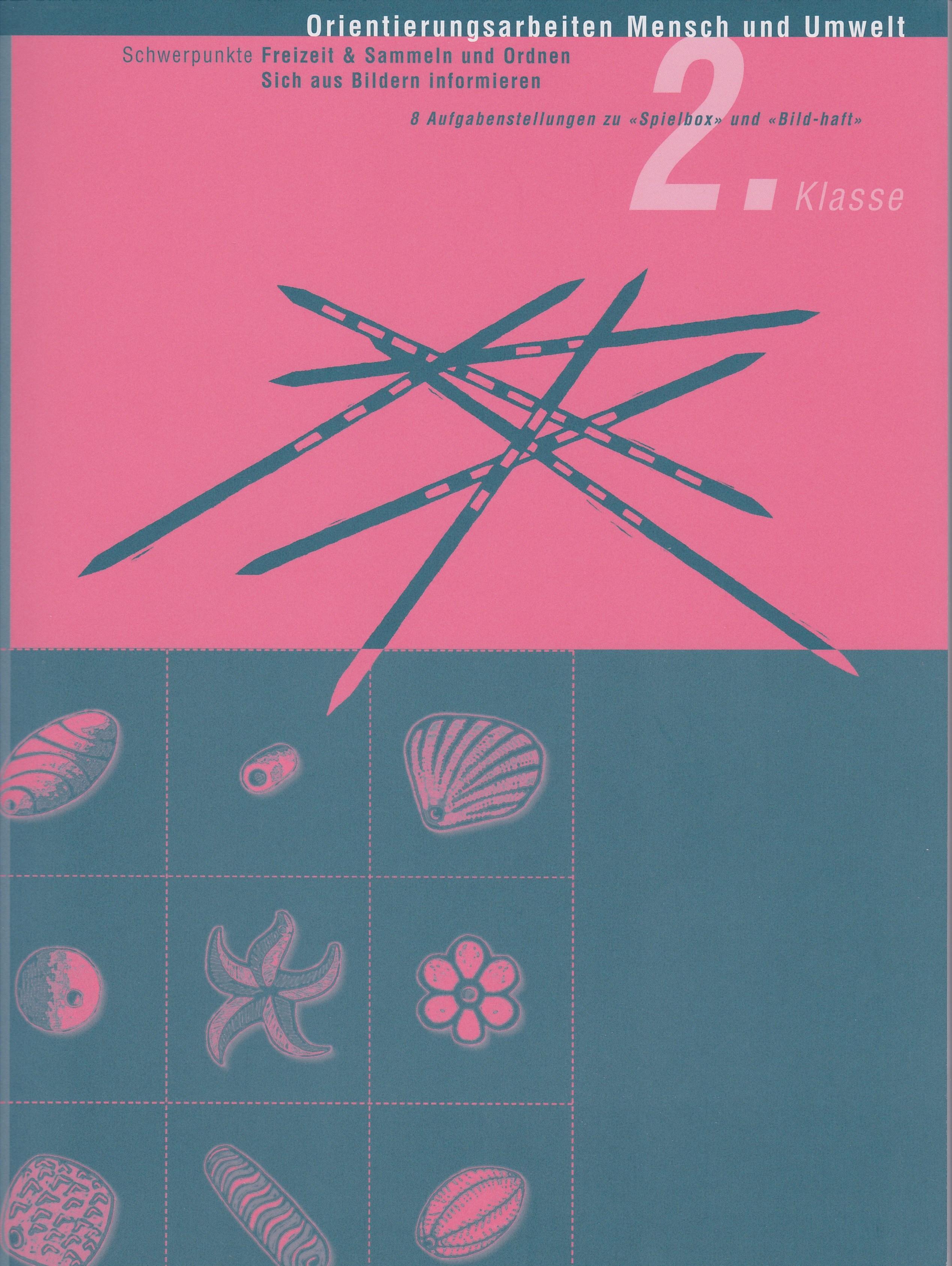 Preview image for LOM object Orientierungsarbeit Mensch und Umwelt 2: Spielbox; Bild-haft