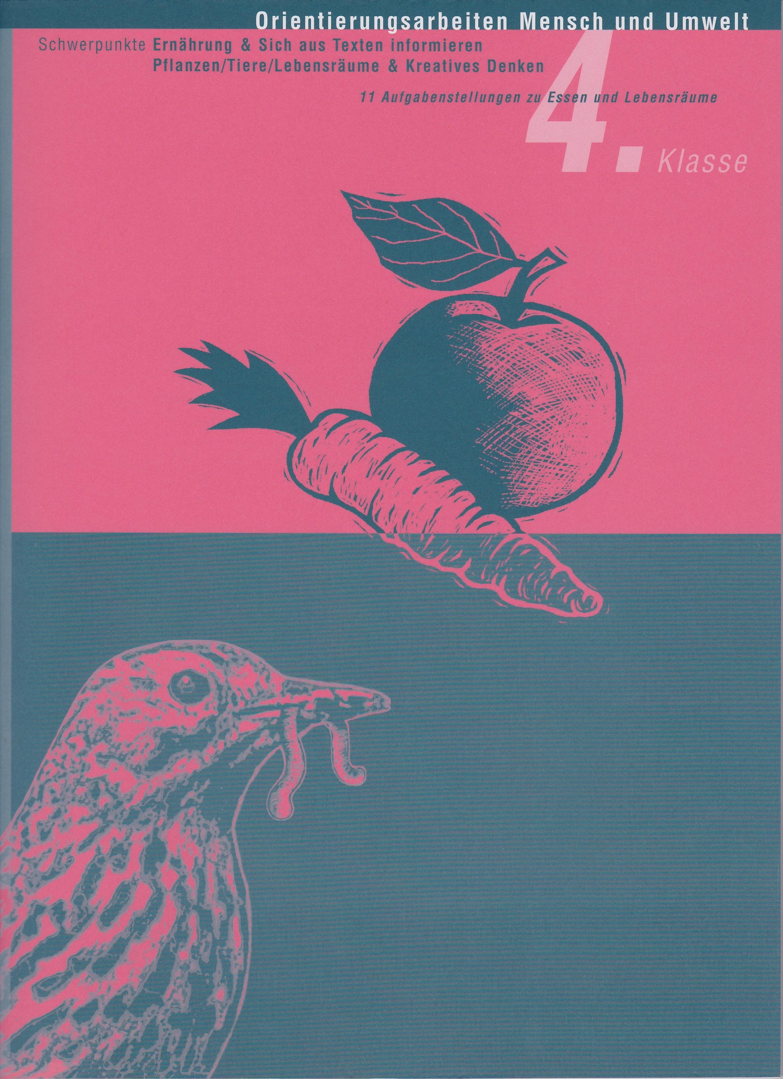 Preview image for LOM object Orientierungsarbeit Mensch und Umwelt 4: Essen und Lebensräume
