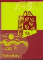 Preview image for LOM object Orientierungsarbeit Hauswirtschaft 7-9: Fairplay beim Einkauf