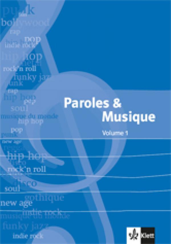 Preview image for LOM object Paroles & Musique