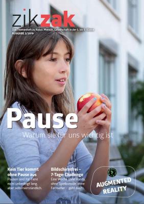 Preview image for LOM object Themenheft zikzak: Pause - Warum sie für uns wichtig ist