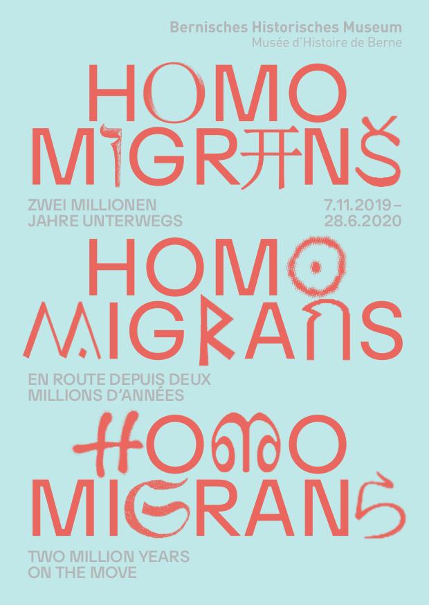 Preview image for LOM object «Homo migrans»: Aufträge für den Fernunterricht