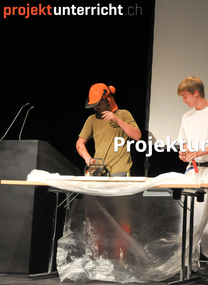 Preview image for LOM object Projektunterricht macht Schule