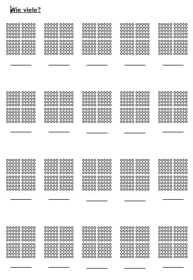 """Preview image for LOM object """"Wie viele?"""" im Hunderterraum (und verdoppeln)"""