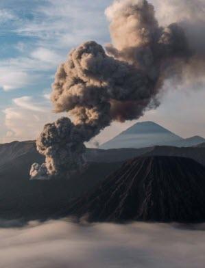 Preview image for LOM object Rätselhafter Vulkanausbruch