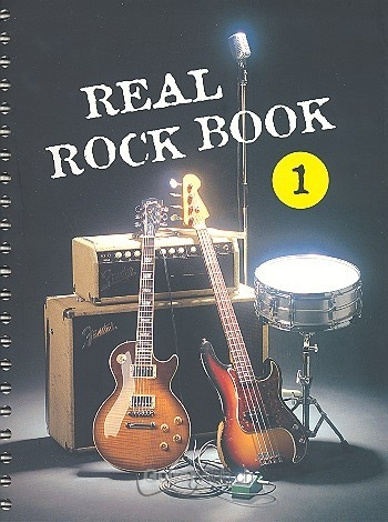 Preview image for LOM object Real Rock Book 1
