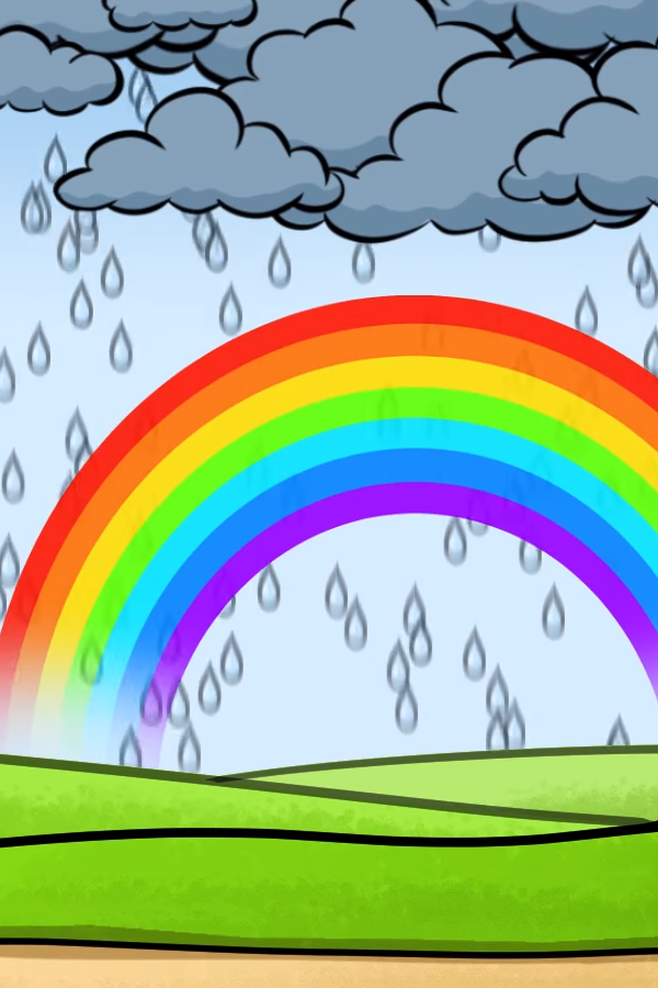 Preview image for LOM object Wie entsteht ein Regenbogen?