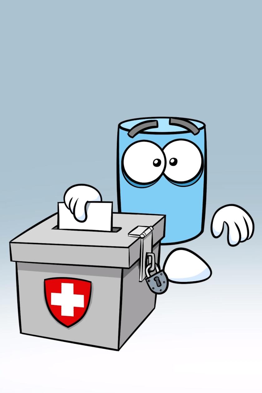 Preview image for LOM object Wer regiert die Schweiz?