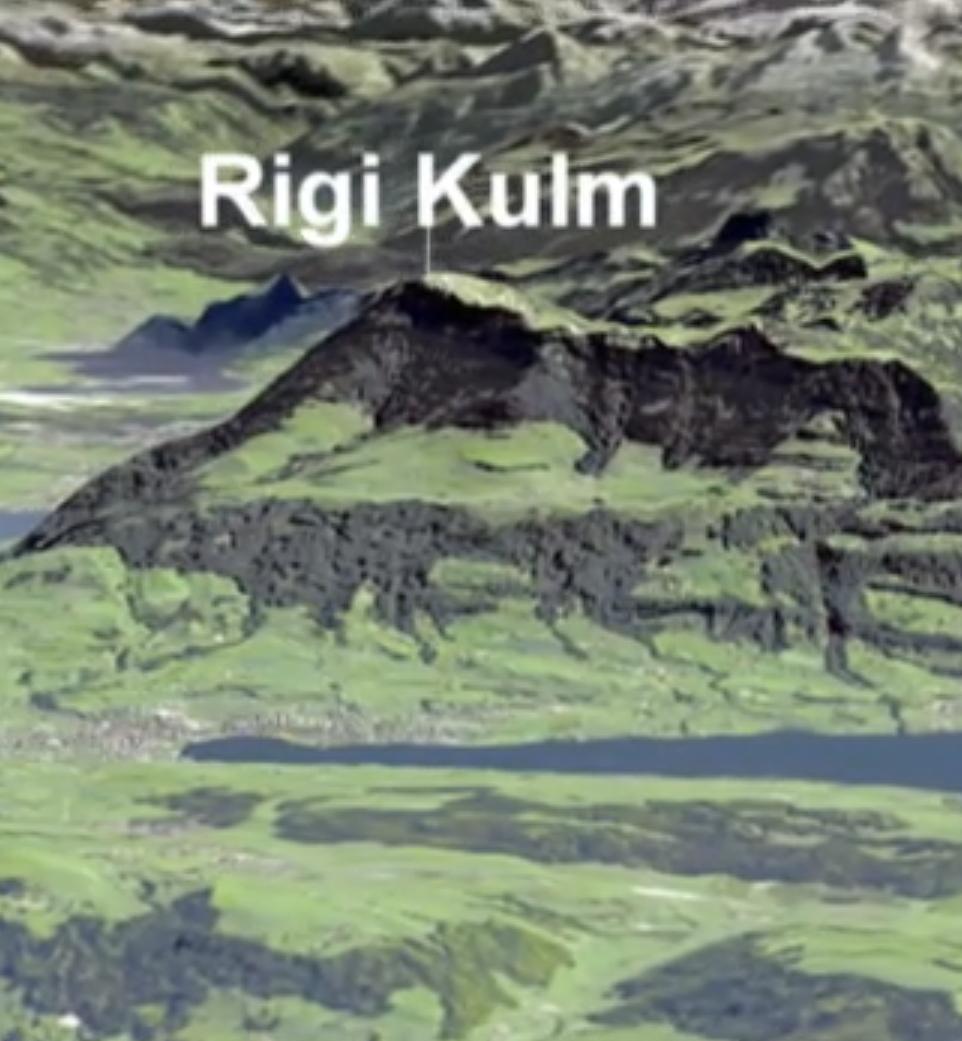 Preview image for LOM object Berge der Schweiz: Rigi