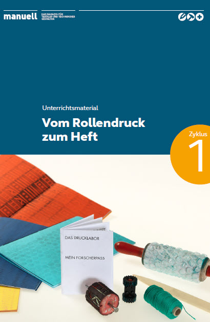 Preview image for LOM object Vom Rollendruck zum Heft