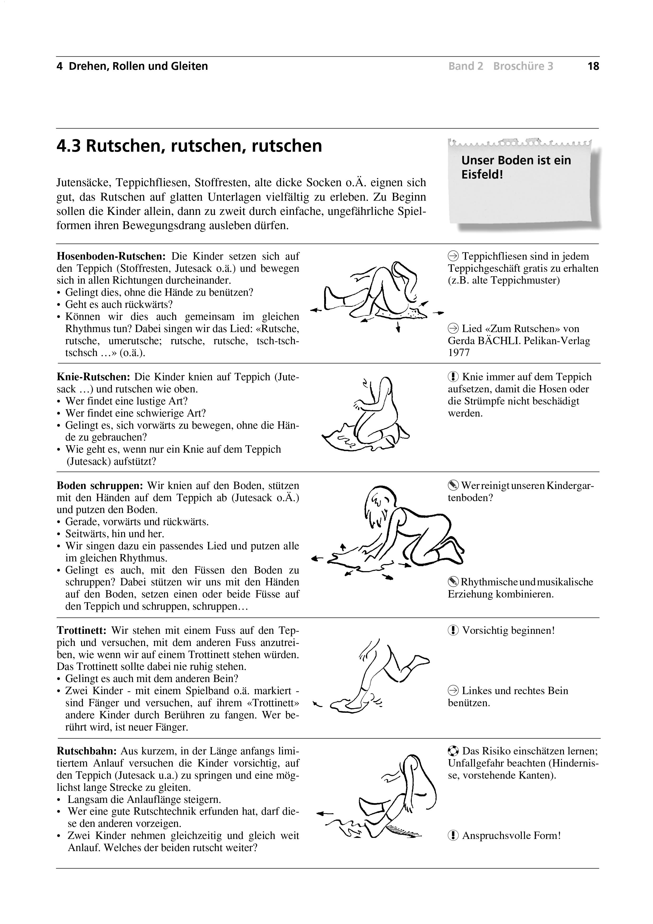 Preview image for LOM object Rutschen, rutschen, rutschen / Ziehen und gezogen werden