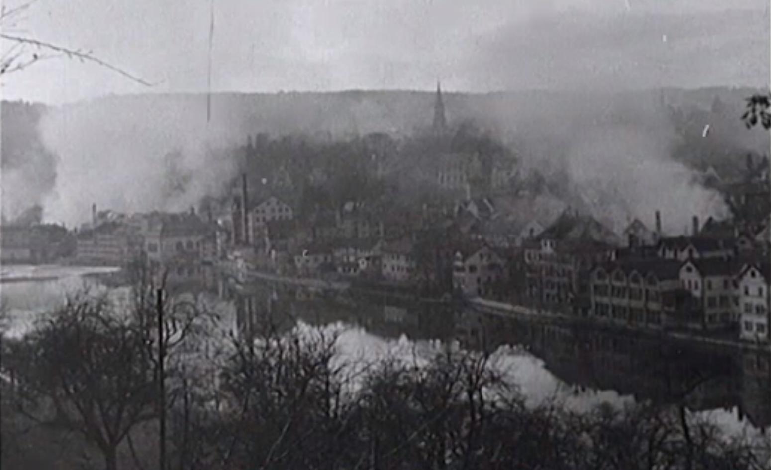 Preview image for LOM object Die Bombardierung von Schaffhausen