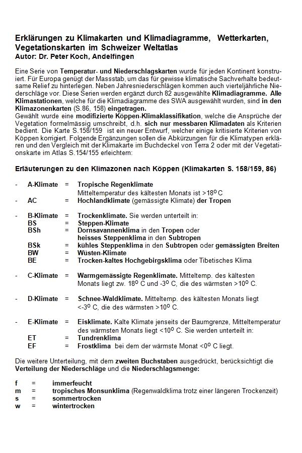 Preview image for LOM object Schweizer Weltatlas: Erklärungen