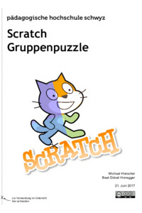 Preview image for LOM object Scratch - Gruppenpuzzle (Der Einstieg in kreative Programmierprojekte)