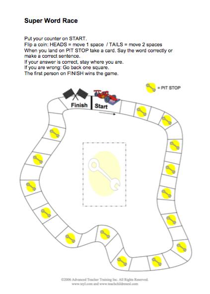 Preview image for LOM object Spielpläne zum Üben von Wortschatz