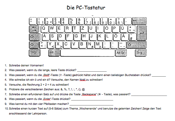 Preview image for LOM object PC-Tastatur