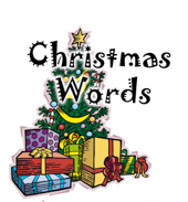 Preview image for LOM object Christmas words