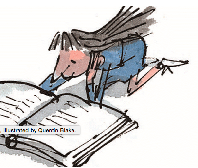 Preview image for LOM object Unterrichtsideen: Stories by Roald Dahl