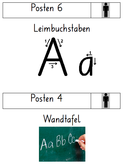 Preview image for LOM object Buchstaben-Posten