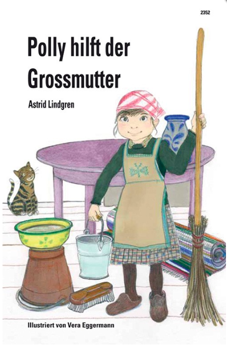 Preview image for LOM object Polly hilft der Grossmutter