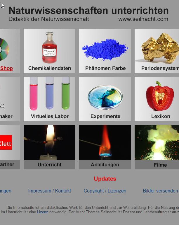 Preview image for LOM object Didaktik der Naturwissenschaften