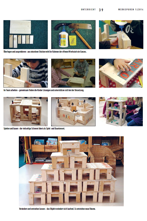 Preview image for LOM object Selbsttätig gestalten