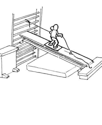 Preview image for LOM object Rutschen auf schiefer Ebene (Snowboarden)
