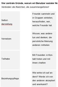Preview image for LOM object Sicherheitsregeln in Sozialen Netzwerken