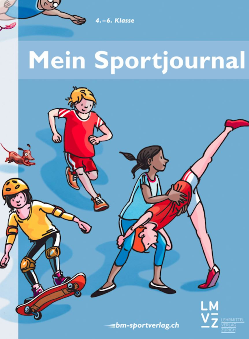 Preview image for LOM object Sportjournal 4. bis 6. Klasse