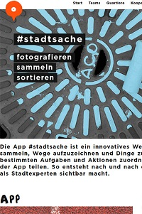 Preview image for LOM object #stadtsache-App