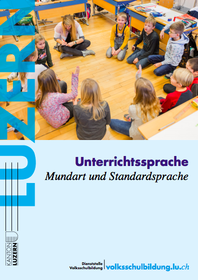 Preview image for LOM object Unterrichtssprache Mundart und Standardsprache