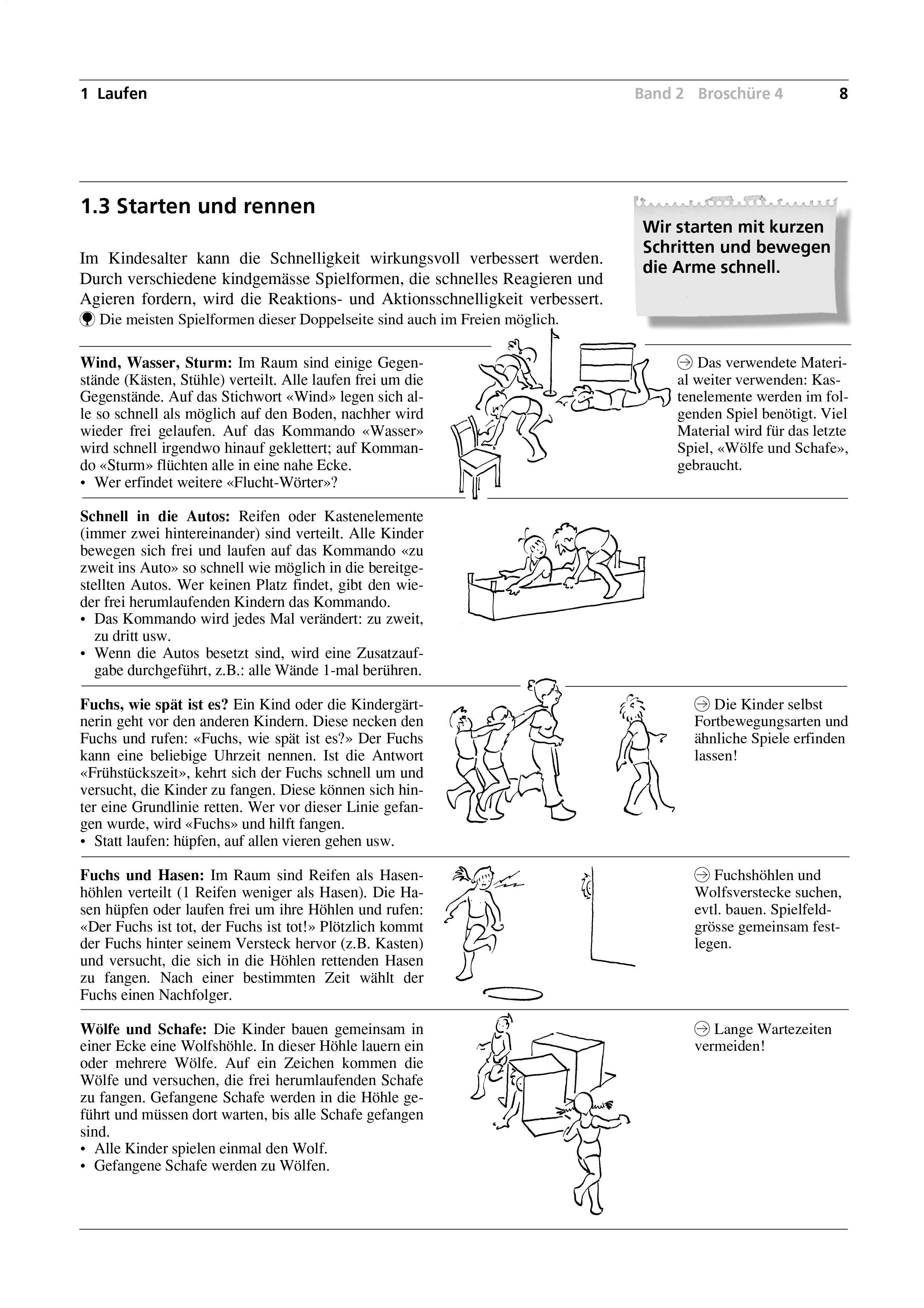 Preview image for LOM object Starten und rennen