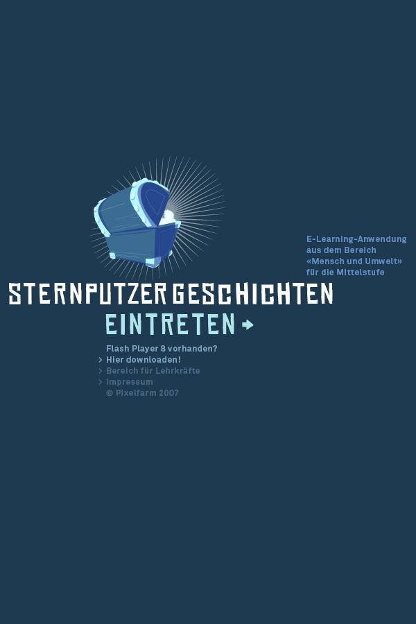 Preview image for LOM object Sternputzergeschichten