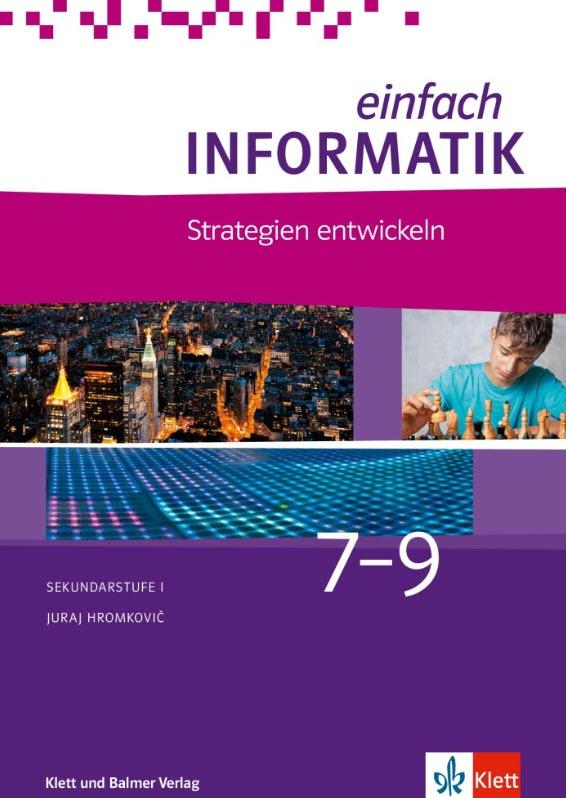 Preview image for LOM object Einfach Informatik 7-9: Strategien entwickeln