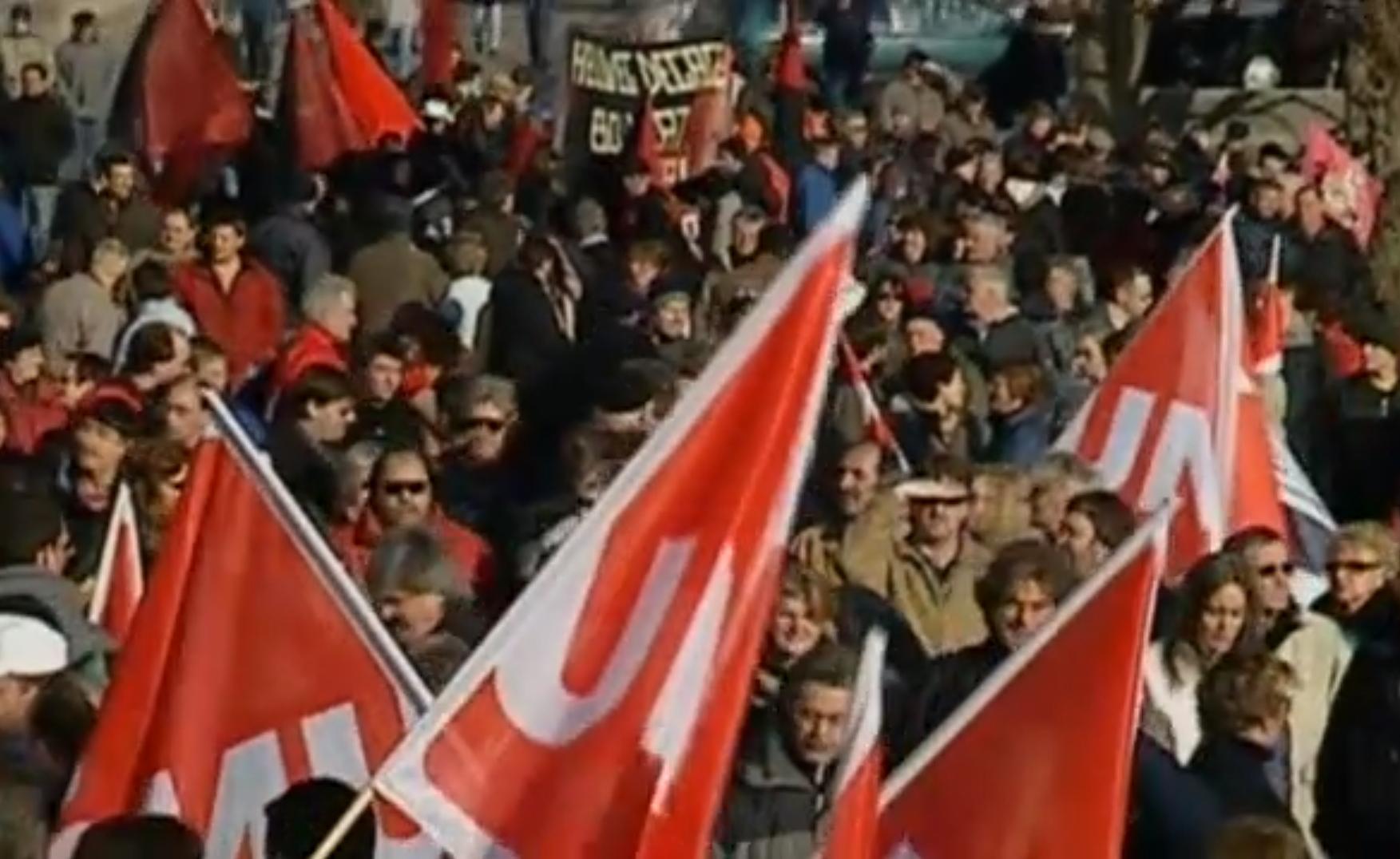 Preview image for LOM object Politik und Gesellschaft: Streiken