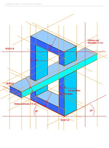 Preview image for LOM object Illusionen mit geometrischen Figuren