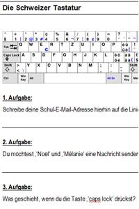 Preview image for LOM object Die Schweizer Tastatur