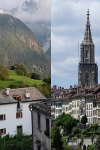 Preview image for LOM object Themendossier Lebensort Stadt/Dorf