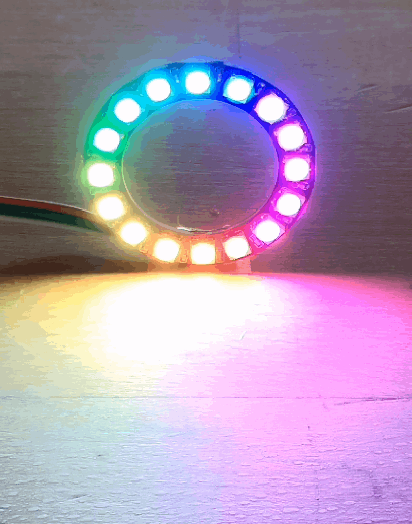Preview image for LOM object Arduino Neopixel Projekte mit Musik