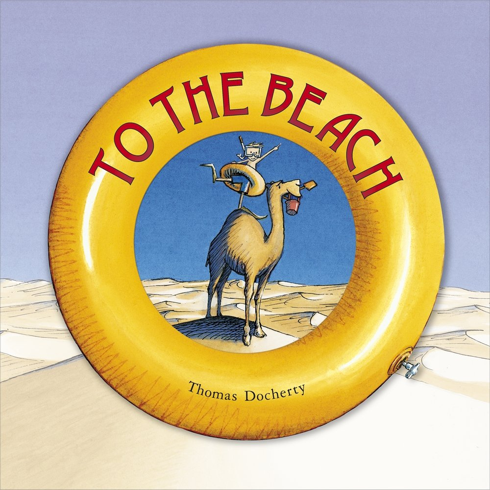 Preview image for LOM object Mini-Book zum Bilderbuch: To the beach
