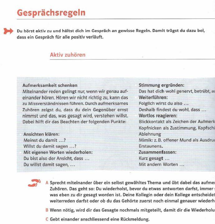Preview image for LOM object UE zum Thema Diskussionsformen und Gesprächsregeln