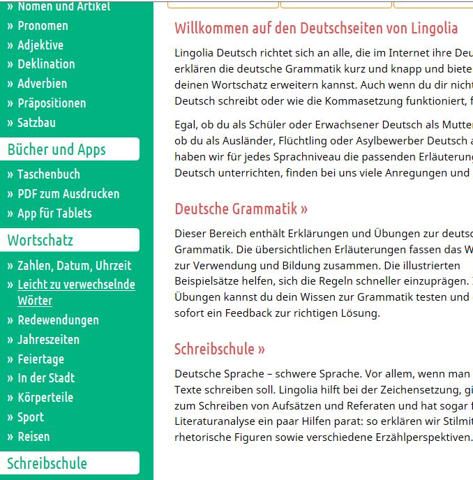 Preview image for LOM object Deutsch als Fremdsprache