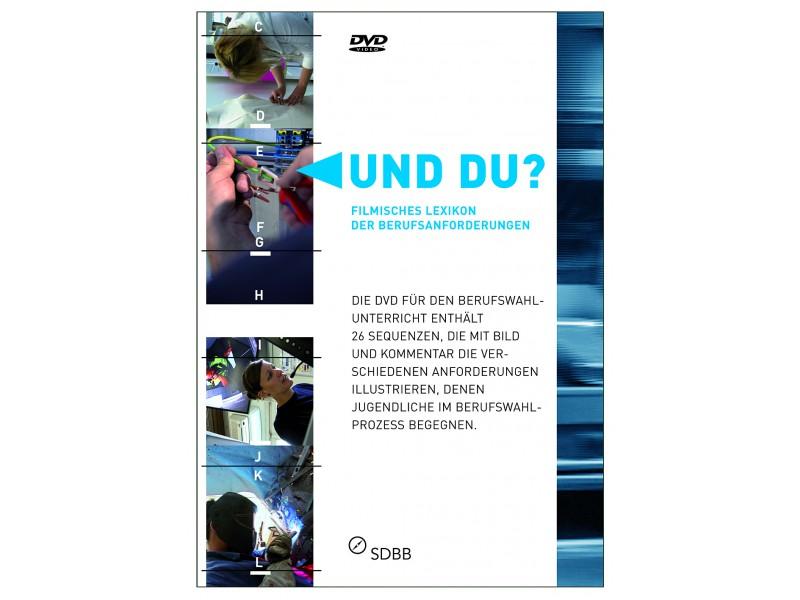 Preview image for LOM object Und du? - Filmisches Lexikon der Berufsanforderungen