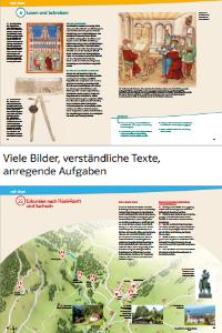 Preview image for LOM object Spurensuche im Mittelalter: Das Weisse Buch von Sarnen | Niklaus von Flüe